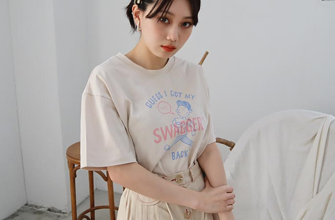 swagger T(3 colors)